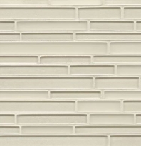 Manhattan Pearl Interlocking Tile GLSMANPEARIGMC