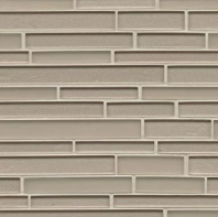 Manhattan Silk Interlocking Tile GLSMANSILRIGMC