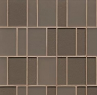 Manhattan Ash Stacked Tile GLSMANASHBPGMC