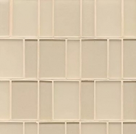 Manhattan Cashmere Stacked Tile GLSMANCASBPGMC