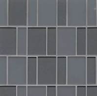 Manhattan Concrete Stacked Tile GLSMANCONBPGMC