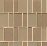 Manhattan Heiress Stacked Tile GLSMANHEIBPGMC