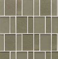 Manhattan Mint Stacked Tile GLSMANMNTBPGMC