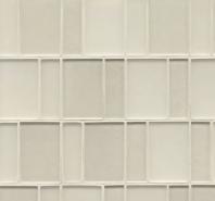 Manhattan Pearl Stacked Tile GLSMANPEABPGMC