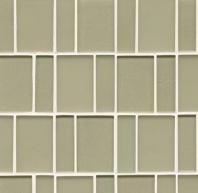 Manhattan Pistachio Stacked Tile GLSMANPISBPGMC