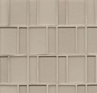 Manhattan Silk Stacked Tile GLSMANSILBPGMC