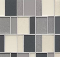 Manhattan Broadway Stacked Tile GLSMANBRDBPGMCB