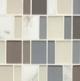 Manhattan Riverside Park Stacked Tile GLSMANRIVBPSGMCB