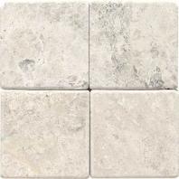 Limestone Arctic Gray 4x4 Tumbled L757