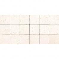 Limestone Blavet Blanc 4x4 Tumbled L340