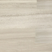 Limestone Chenille White 3x8 Vein Cut Polished L191