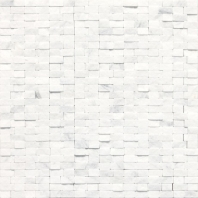 Stone A La Mode Contempo White 3/8 x Random Brick Joint M313