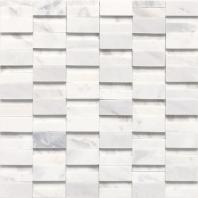 Stone A La Mode Contempo White Random Brick Mosaic M313