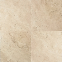 Travertine 12x12 Baja Cream Honed T720