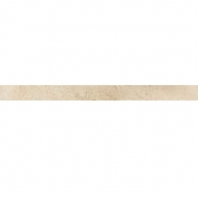 Travertine Baja Cream 3/4x12 Pencil Rail Honed T720