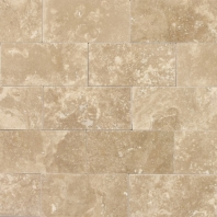 Travertine 3x6 Subway Tile Torreon Polished T711