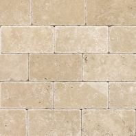 Travertine 3x6 Subway Tile Torreon Tumbled T711