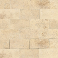 Travertine Mediterranean Ivory 3x6 Subway Tile Honed T730