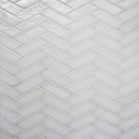Illuminary Icicle Herringbone Mosaic IL01
