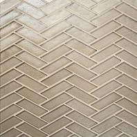 Illuminary Sandbar Herringbone Mosaic IL04