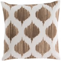Surya Abstract Throw Pillow- Ogee SY-018