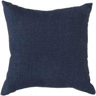 Surya Solid Throw Pillow- Storm ZZ-405