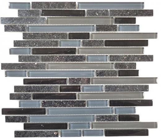 Glazzio Glass & Granite Series Urban Sidewalk GG-13