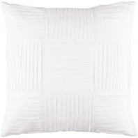 Surya Gilmore White Throw Pillow GL001