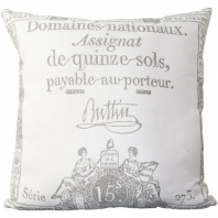 Surya Montpellier Beige Scandinavian Throw Pillow LG508