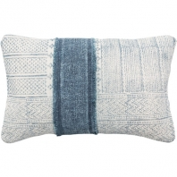 Surya Lola Beige Throw Pillow LL002