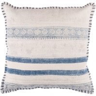 Surya Lola Beige Throw Pillow LL006
