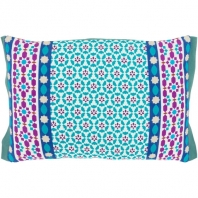 Surya Lucent Purple Scandinavian Throw Pillow LUE001