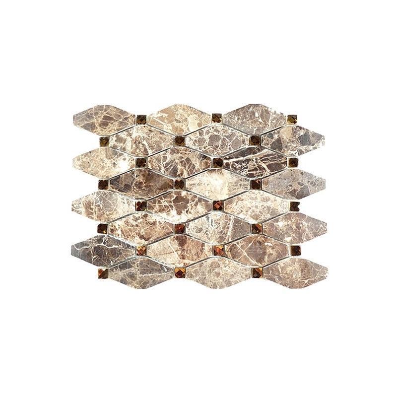 Buy Glass Tile Imperial Regal Honey Is 3 Homedecoraz Com