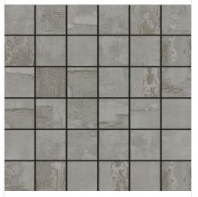 Soci Jacquard Grey Natural 2x2 Mosaic SSF-5021