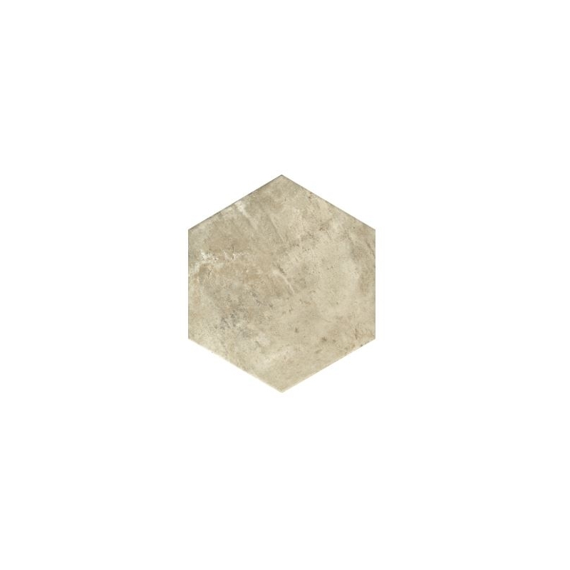 Terre Rosso Natural 10x11 5 Hexagon Tile
