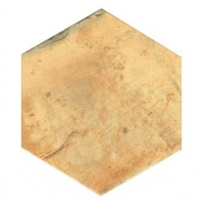 Soci Terre Sand Natural 10x11.5 Hexagon Tile SSF-5045