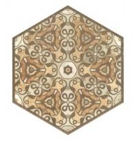 Soci Terre Stamp 10x11.5 Hexagon Tile SSF-5060