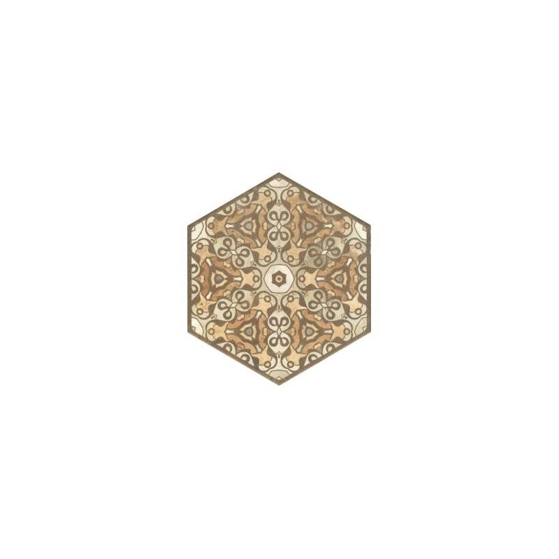 Terre Stamp 10x11 5 Hexagon Tile