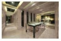 Soci Travertine Platinum Vein Cut Honed Tile SSF-5109