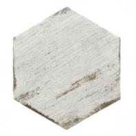 Soci Vintage Blanc 14x16 Hexagon Tile SSF-5404