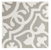 Soci Heirloom 8x8 Field Tile SSU-1504