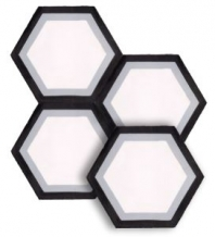 "Soci Brookdale 8"" Hexagon Tile SSU-1506"