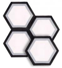 """Soci Brookdale 8"""" Hexagon Tile SSU-1506"""