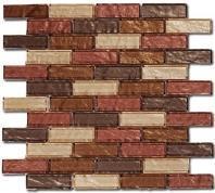 Tile Impression Autumn Leaf IMP07