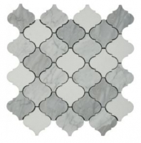 Soci Arctic Blend Damask Pattern Arabesque Tile SSC-1305