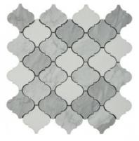 Soci Arctic Blend Damask Pattern Arabesque Tile SSC-1305