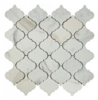 Soci Calacutta Damask Pattern Arabesque Tile SSC-1306