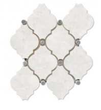 Soci Glacier Blend Catherdral Pattern Arabesque Tile SSC-1307