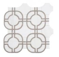 Soci Metric Pattern Everett Blend Waterjet Tile SSC-1316