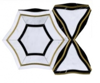Soci Monarch Pattern Cicero Blend Hexagon Tile SSC-1330
